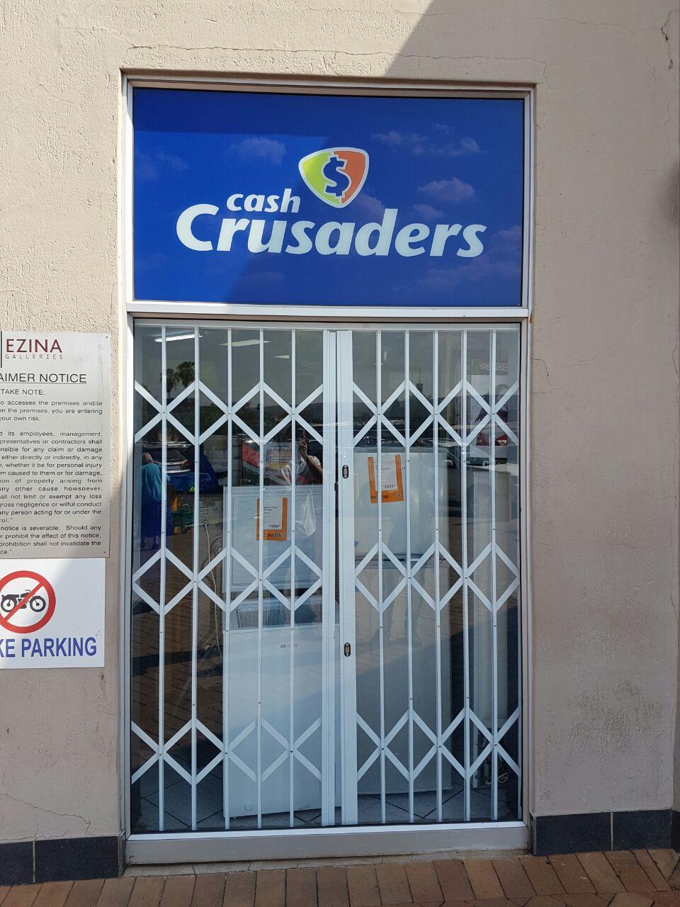 Cash Crusaders - Danie 2