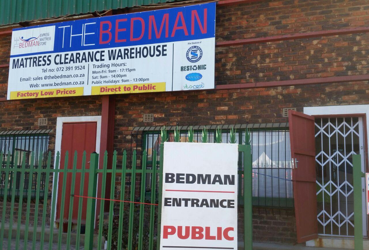 The Bedman - Barend