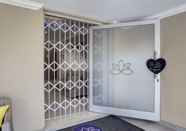 Foldable Security Gates